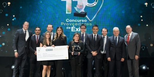Grupo Éxito reconoció a Coca-Cola FEMSA como el mejor Proveedor del 2019.