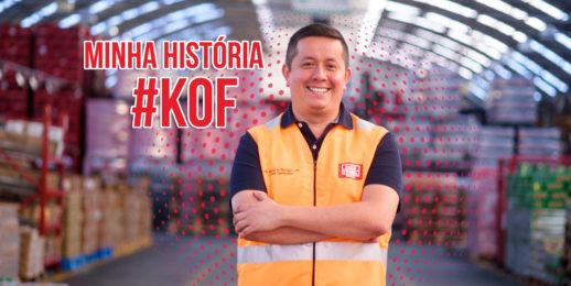 Minha história KOF – Chefe de Operações no Brasil