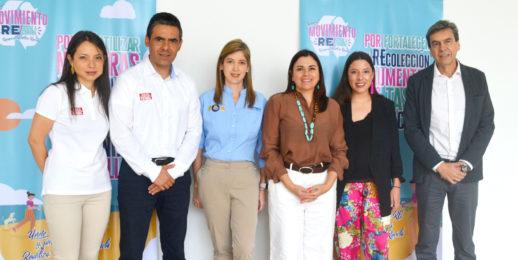 #movimientoRE – Las empresas de bebidas más grandes de Colombia se unen para promover el reciclaje.