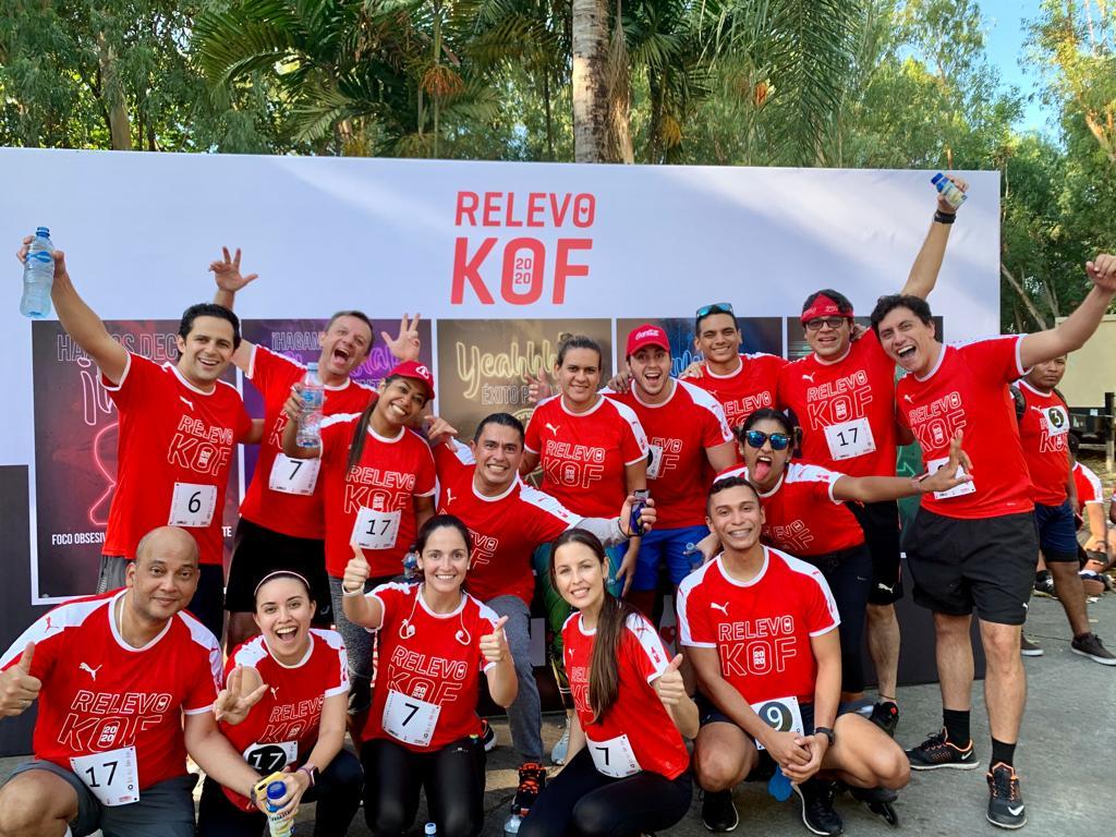 Coca-Cola FEMSA, promotora del deporte y los hábitos saludables.