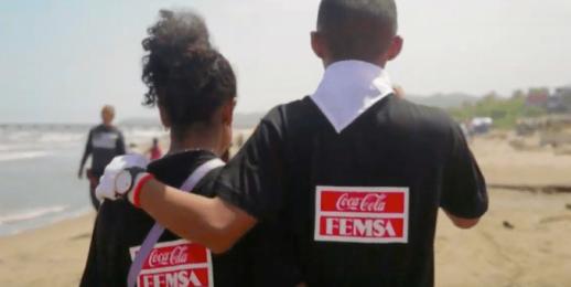 Jóvenes colombianos fortalecieron sus proyectos de vida a través del Programa 'Vive Bailando' con Coca-Cola FEMSA.