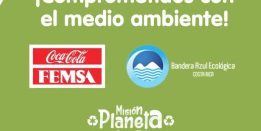 Coca-Cola FEMSA Costa Rica, recibe el galardón PBAE por su compromiso ambiental.